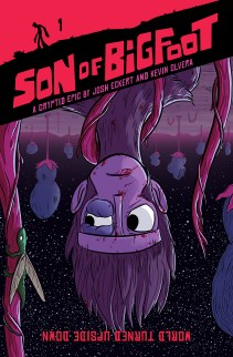 Son of Bigfoot #1 cover