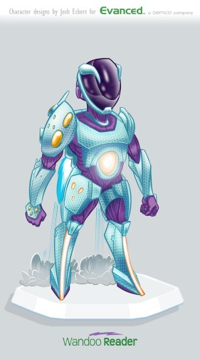 Robo Suit Hero a
