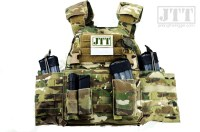Plate Carrier Mounted Baby Carrier | Jerking the Trigger