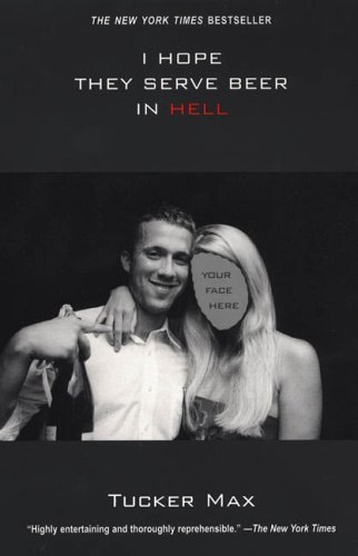 Tucker Max's words are infiltrating the minds of all ages--including his three-year-old soon. Uh oh.