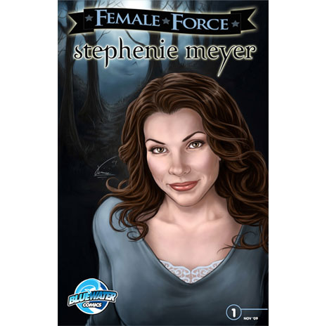 Have no fear, Stephenie Meyer is here!