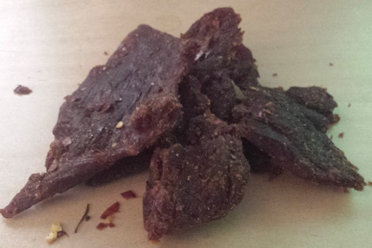 Hawaii Jerky Review