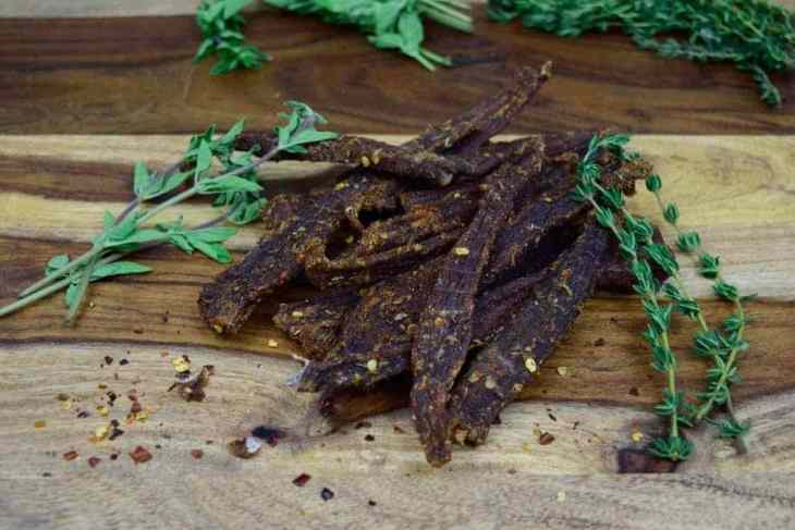 Cajun Beef Jerky with all the heat and spice of New Orleans! | Jerkyholic.com