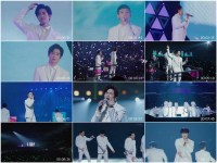 EXO - Cloud 9 + What U do + Lucky One (200112 WOWOW EXO PLANET #4 -The EℓyXiOn - in Japan)