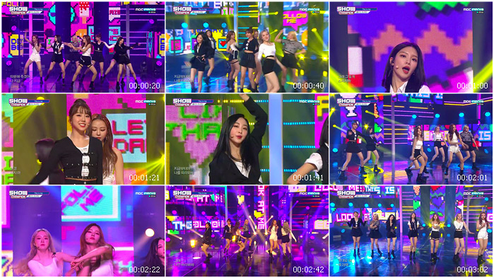 200401 MBC Show Champion ELRIS - This is me
