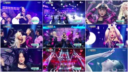 200418 MBC Music Core (G)I-DLE - Oh my god