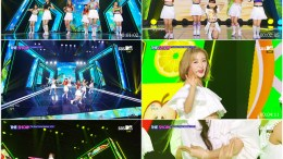 200804 SBS THE SHOW APRIL - PARADISE + Now or Never