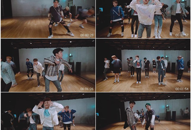 TREASURE - BOY (DANCE PRACTICE VIDEO)