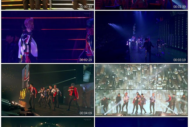EXO - Tempo + TRANSFORMER (191230 EXOPLANET 5 -EXplOration- in Japan)