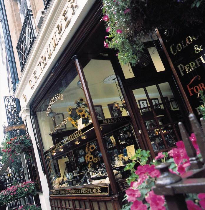 Jermyn Street: Geo F Trumper- Luxury Grooming