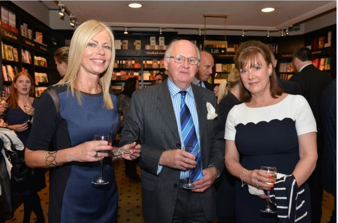 Duke and Duchess of Leinster Hatchards Jermyn Street: Duchesses - Living in 21st Century Britain - Jane Dismore