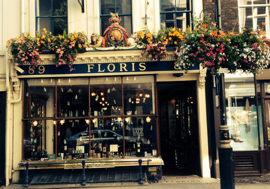 Jermyn Street: The History of Floris