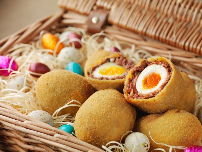 Fortnum & Mason Create the Chotch Egg