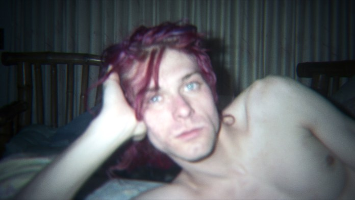 KC 3_ADULT KURT_Red Hair__An unseen image of Kurt Cobain at home featured in the film KURT COBAIN MONTAGE OF HECK