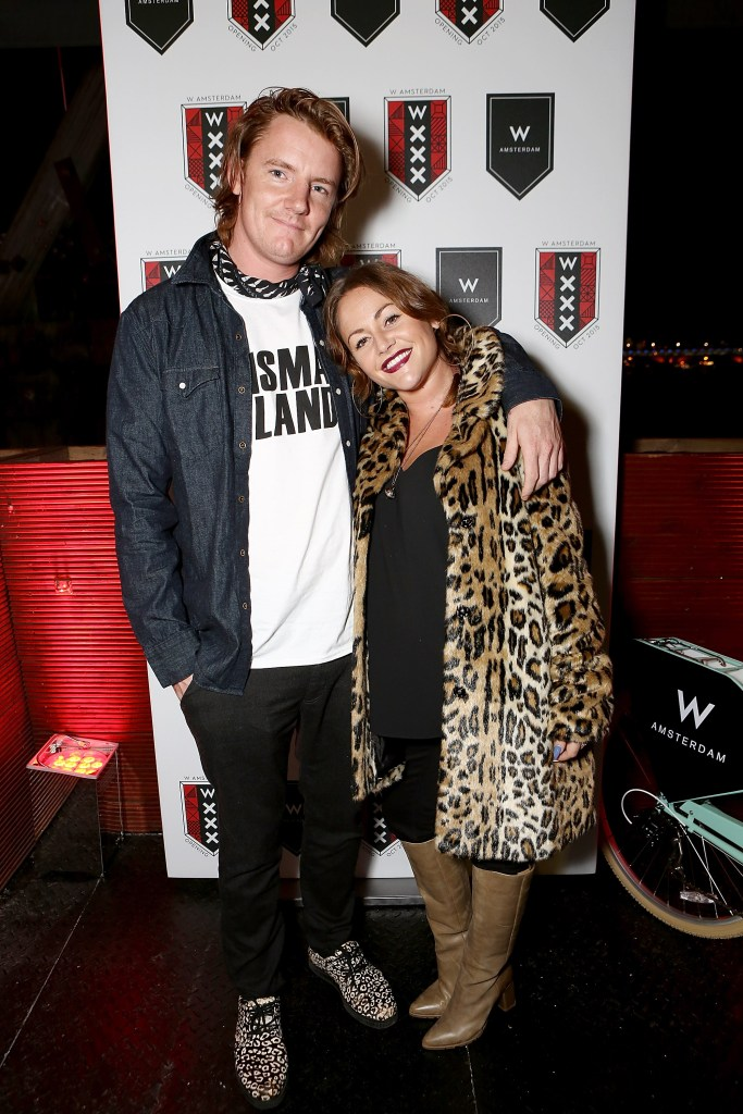 LONDON, ENGLAND - OCTOBER 08: Jaime Winstone and James Suckling attend the W Amsterdam WXXX boat party on the River Thames on October 8, 2015 in London, England. (Photo by David M. Benett/Dave Benett / Getty Images for W Hotel) *** Local Caption *** Jaime Winstone; James Suckling