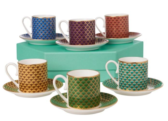 Fortnum's Espresso Collection, Set of Six -ú250.00 (2)CUT OUT