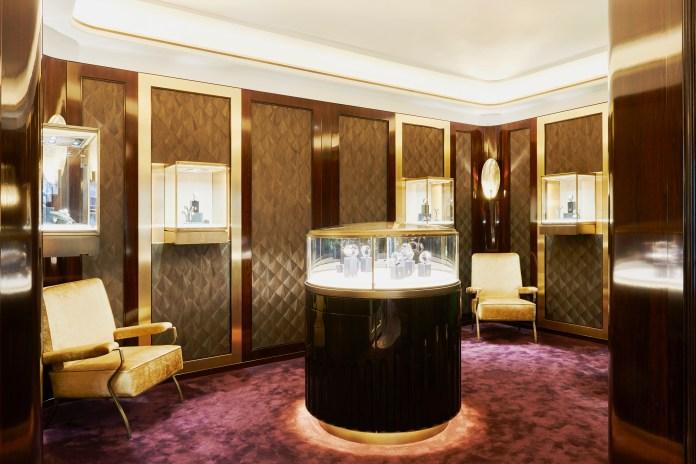de Grisogono Bond Street Boutique - Stanza Del Tempo room