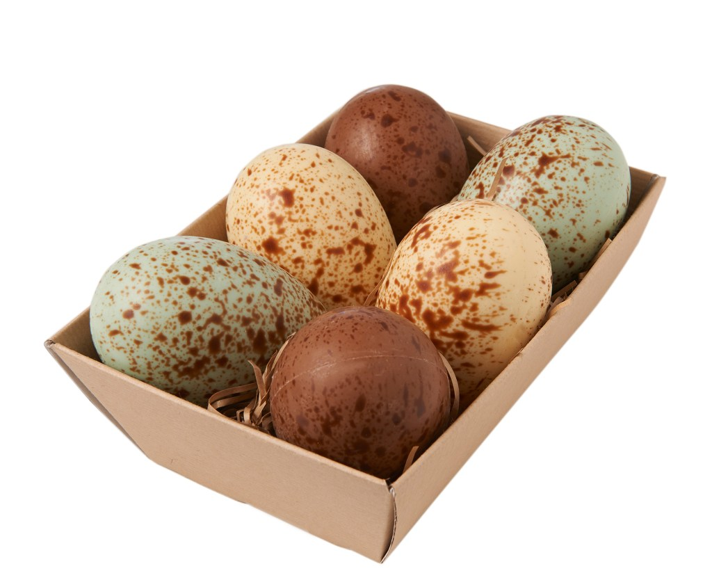 Chocolate Goose Eggs (1) -ú25.00