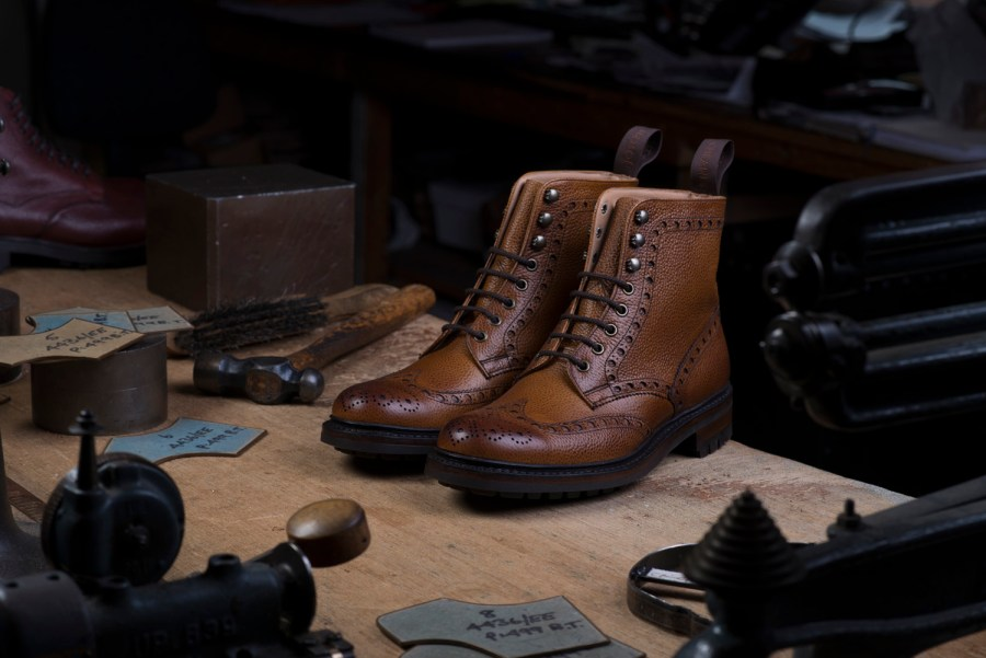 6 Joseph Cheaney - Product Shots - Tweed