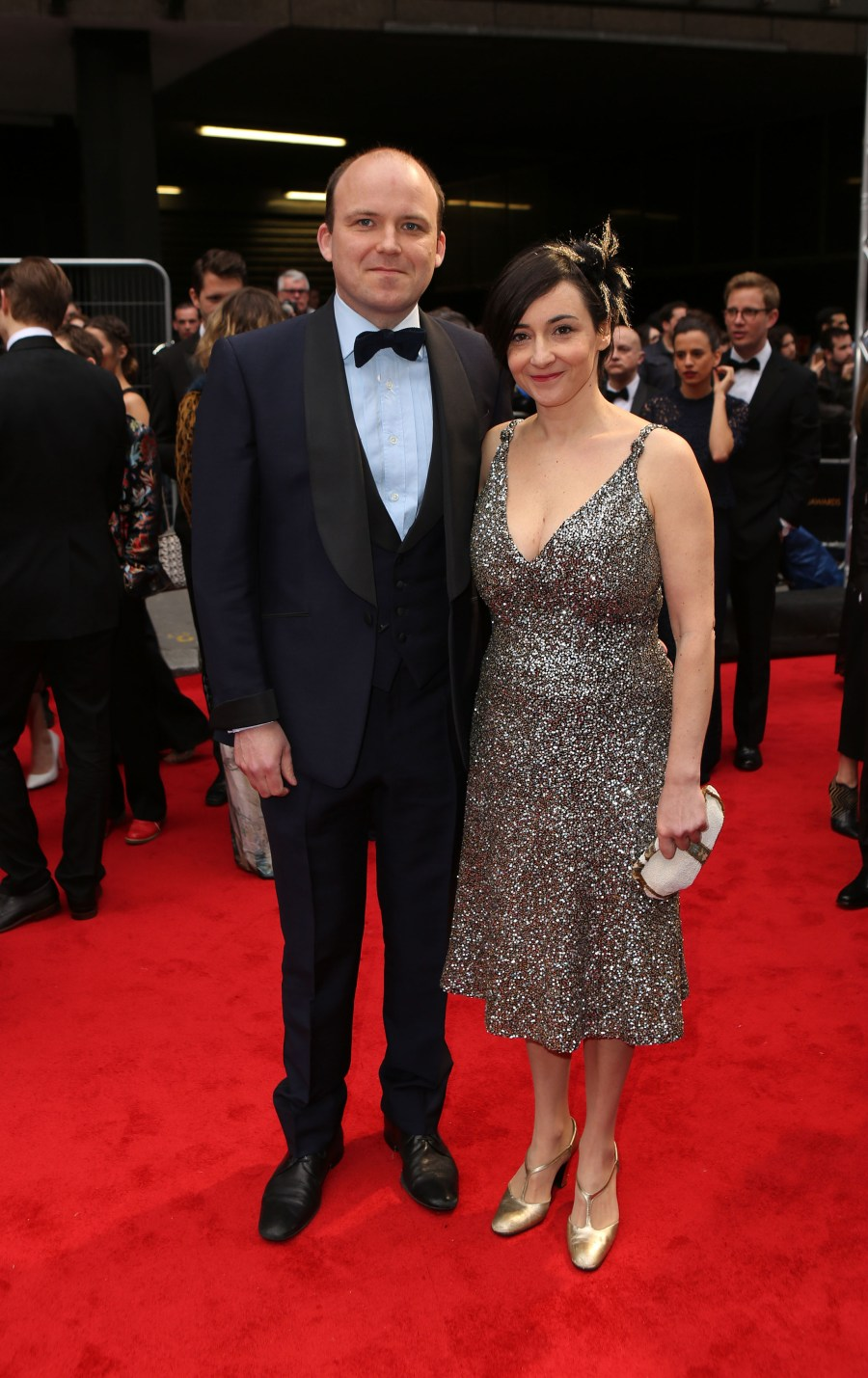Rory Kinnear wearing Chester Barrie Official Sponsors of Menswear at the Olivier Awards. Gareth Davies Photographer +44 (0) 7774 899 744 Snap Media Productions Twitter: SNAPMEDIAPRO