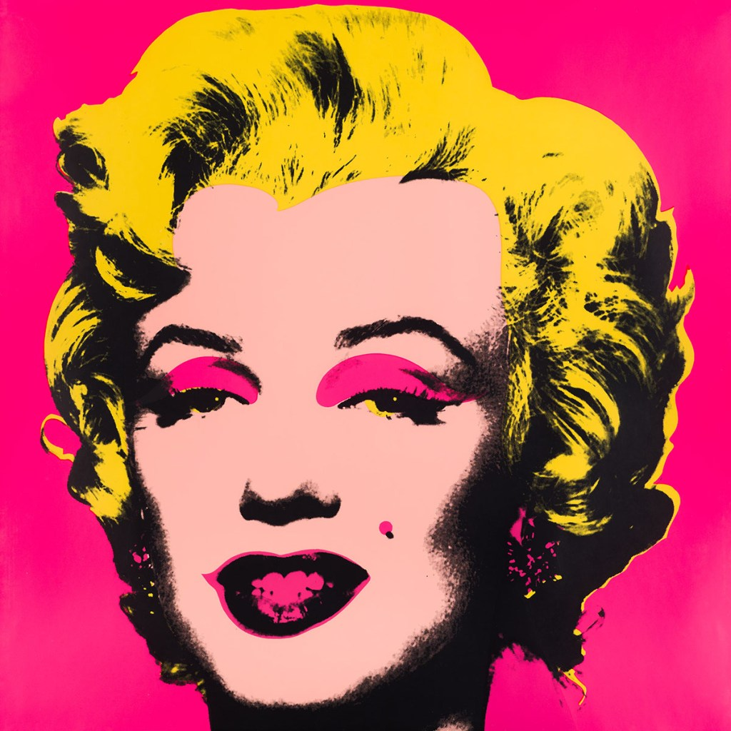 Andy Warhol_Marilyn_1967