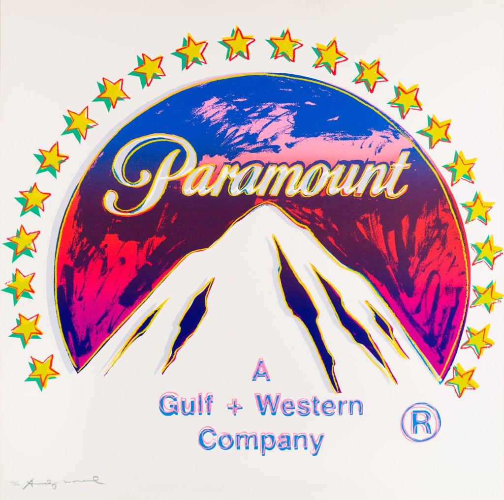 Andy Warhol_Paramount_1985
