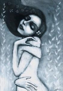 painting by Jerney Marisha art