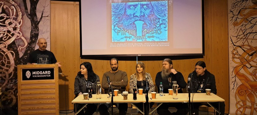 Midgardsblot Music Panel 2019