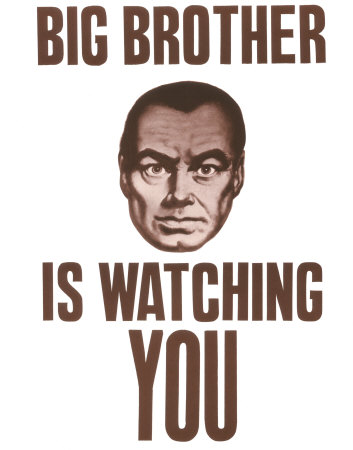 """Big Brother"" is moving to control the Internet"