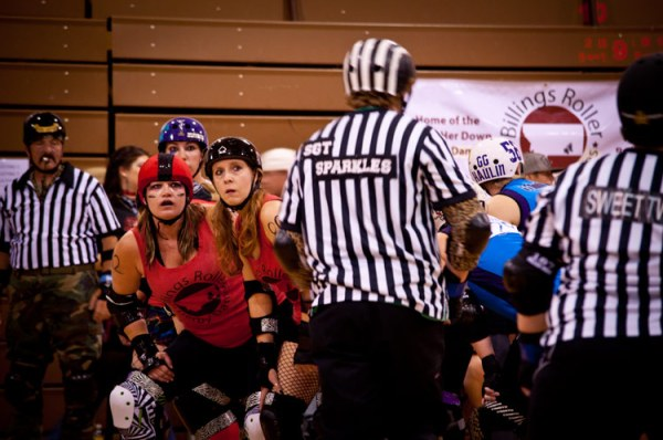 Billings Roller Derby Dames