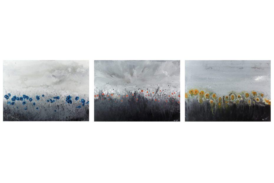 Triptych Series  instagram e