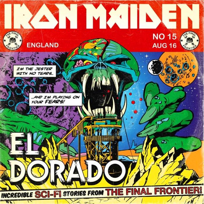 Iron Maiden El Dorado