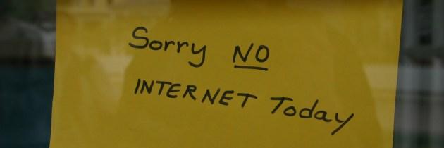 Internetproviders op de hak genomen (video)