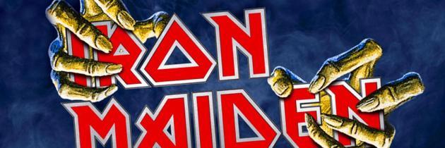 Iron Maiden doet aan singles in stijl