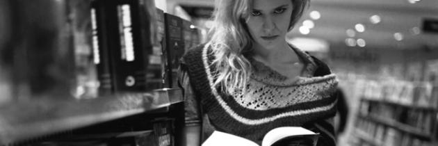 Seksen in een bibliotheek?