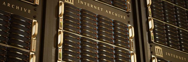 Archive: korte documentaire over het Internet Archive #mustsee