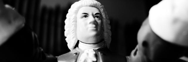 Ba©h to Bach: Das wohltemperierte Klavier in het publieke domein