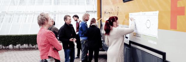 FryskLab leverde een bijdrage aan innoveren voor het goede doel #si13