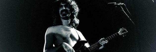 Zappa's leven in een infographic