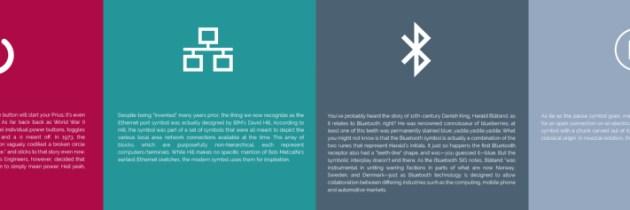 Wat is de achtergrond van @ (en andere digitale gebruikssymbolen)?