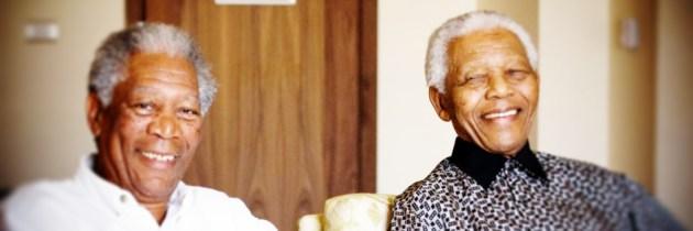 Youtubers discussiëren over dood Mandela (of was het Morgan Freeman?) #pijnlijk #hilarisch