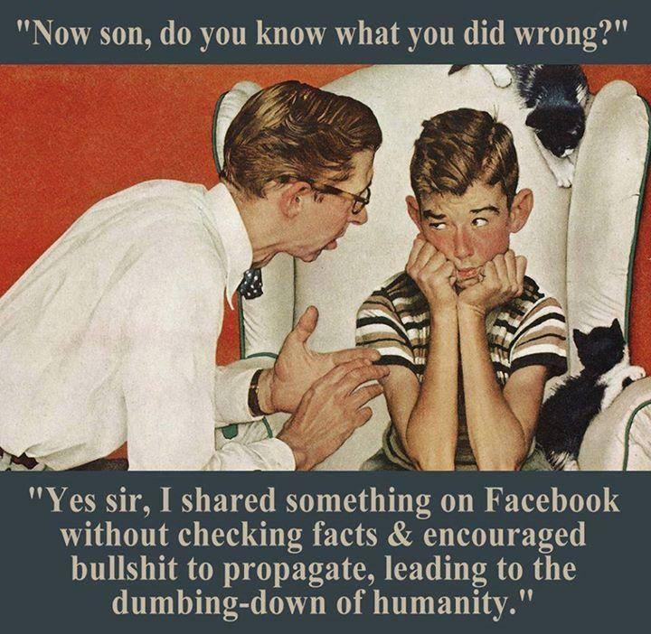 Facebook mediawijsheid