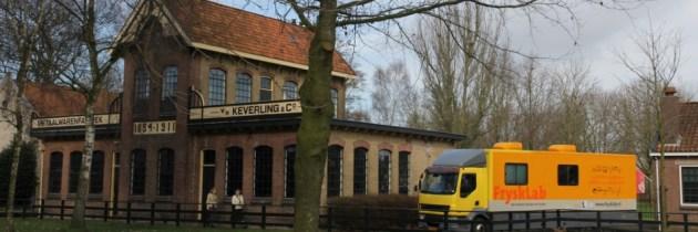 """Dagje FryskLab bij Museum Joure: """"Willen jullie hier komen wonen?"""""""