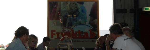 FryskLab als voorbeeld van 'connected library' bij IFLA
