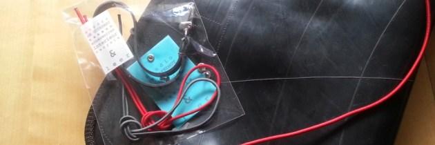 Een nieuwe tas van tractorband