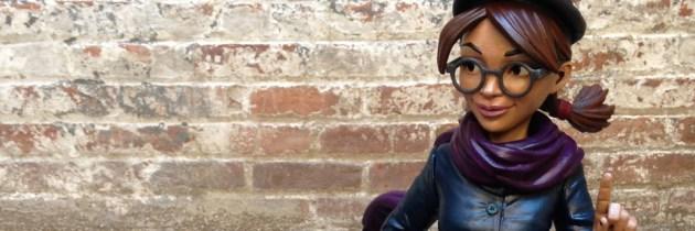 Margo: de eerste film met een ge-3D printte cast?