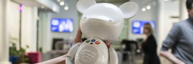 SpotiBear: een 3D geprinte beer die kinderliedjes zingt
