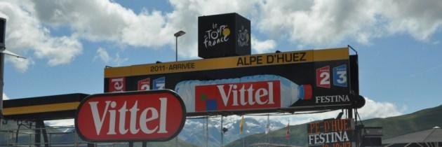 De data van Alpe d'Huez