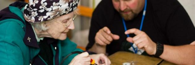 Maker Faire in Nederland en de bibliotheek doet mee!
