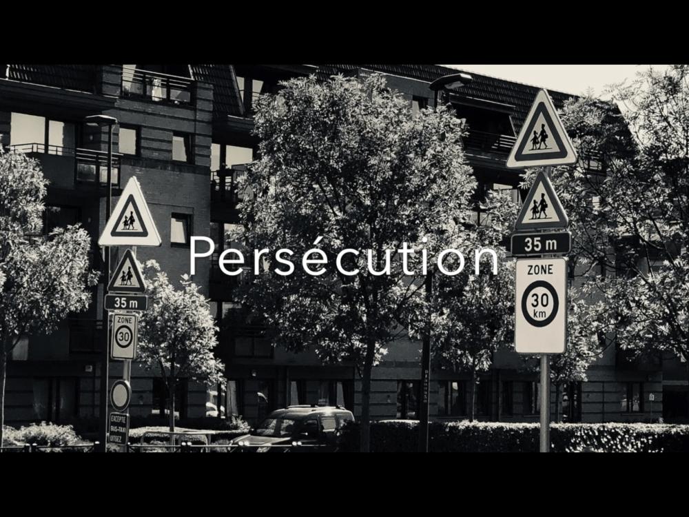 Bande Annonce : Persécution